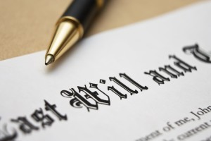 Finding a copy of a will