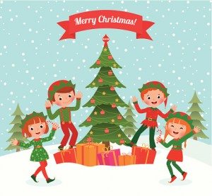 Let the Elves at CertifiedFieldAgent.com Help You this Christmas