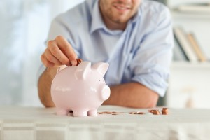 Did You Make a New Year's Resolution to Start Building up a Savings Account?