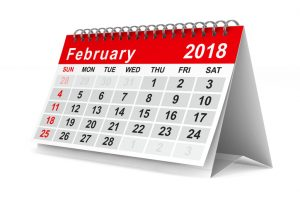 Falling Behind During the Short Month of February?