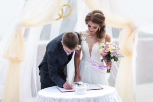 I'm Getting Married, What Documents Do I Need?