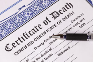 What is a Death Certificate?